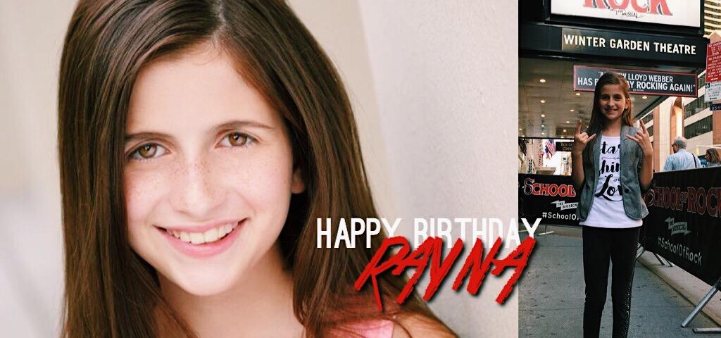 Rayna Farr birthday