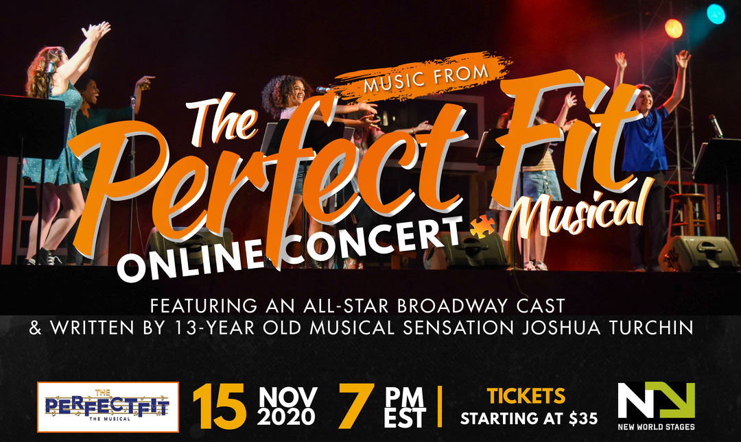 """THE PERFECT FIT Livestream Concert Tomorrow, Video of Madalen Mills on """"The Real,"""" and more!"""