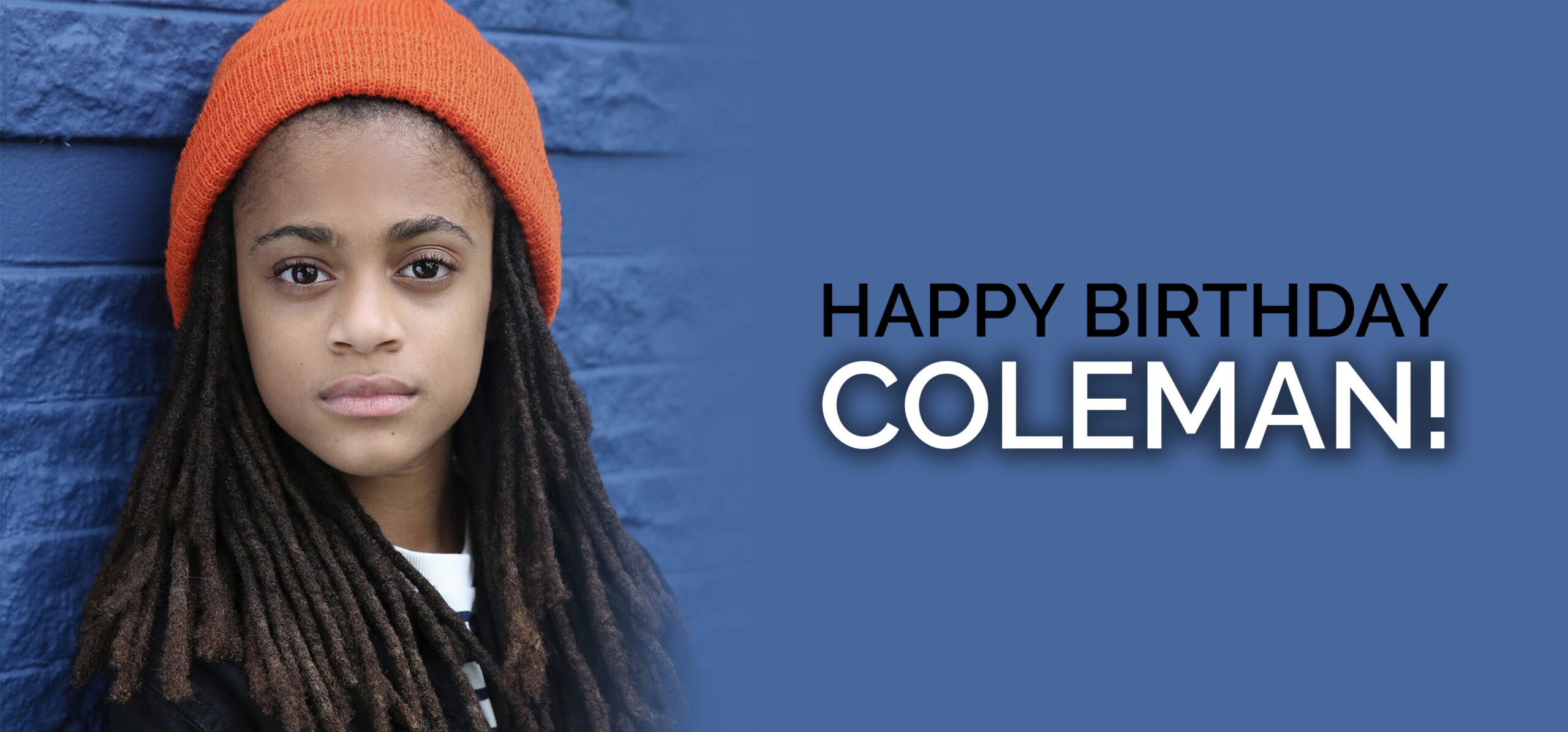 Coleman Simmons's Birthday, ANASTASIA Casting Announced, and more!
