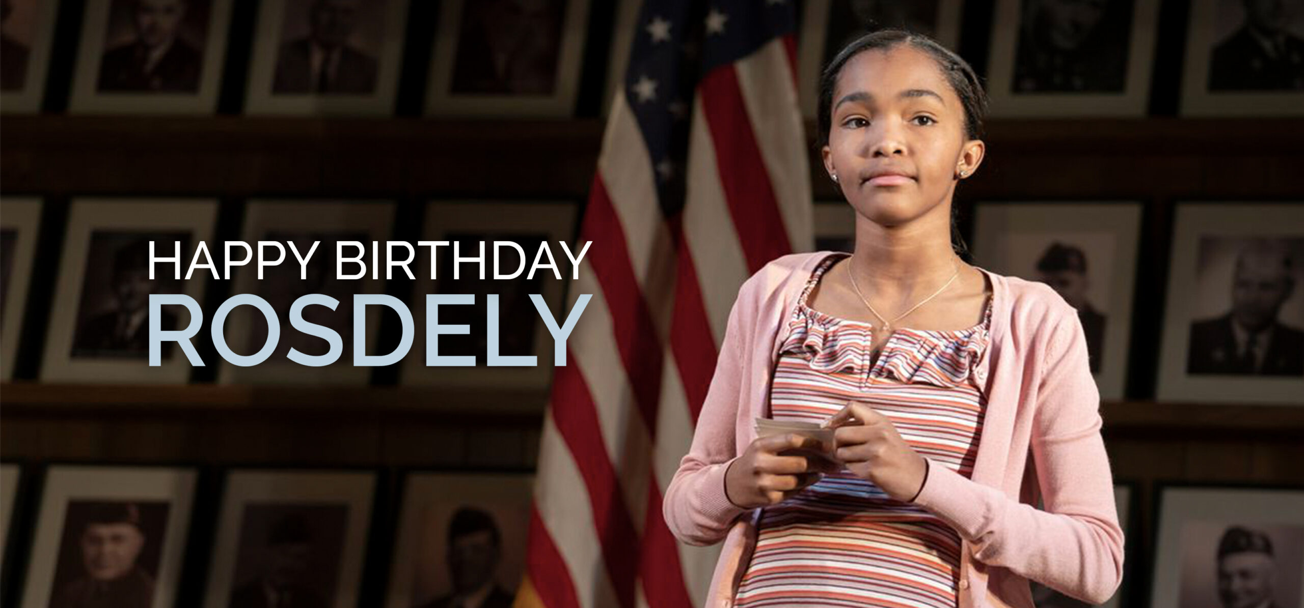 Rosdely Ciprian's Birthday, CHARLIE Casting Announcement, and more!