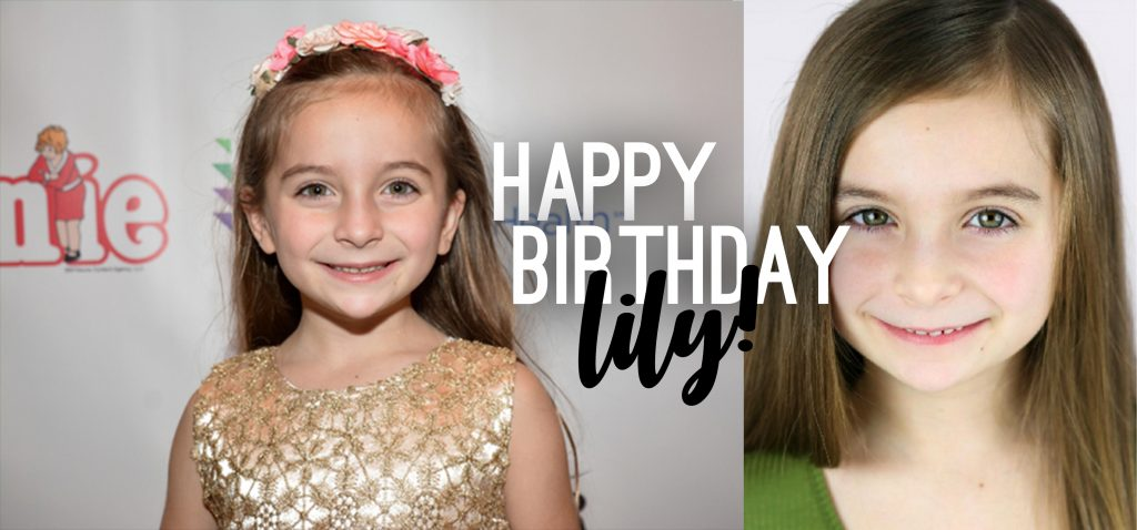 Lily Caputo's Birthday