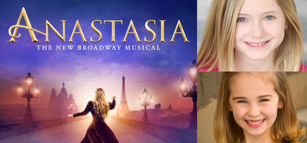 Anastasia Tour Opening Night
