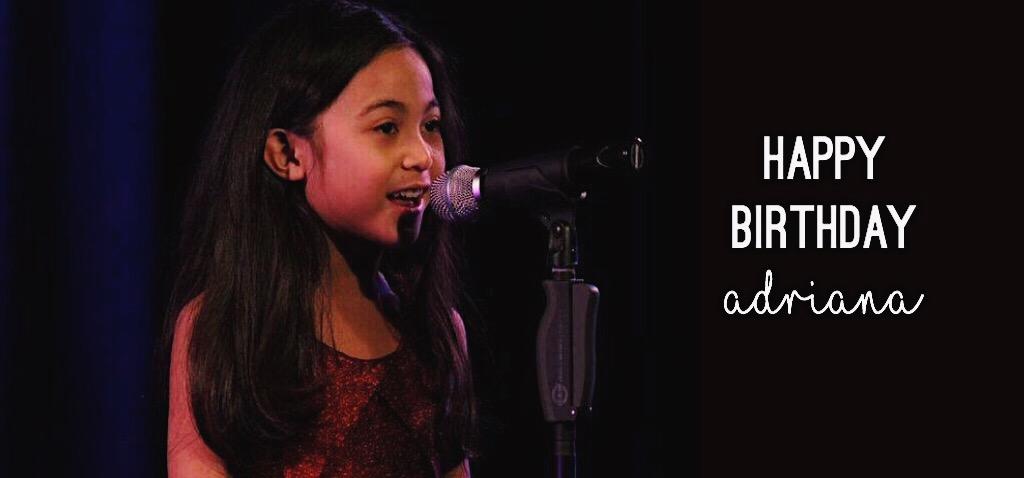 Adriana Braganza Birthday