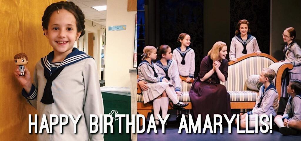 Amaryllis C Miller Birthday