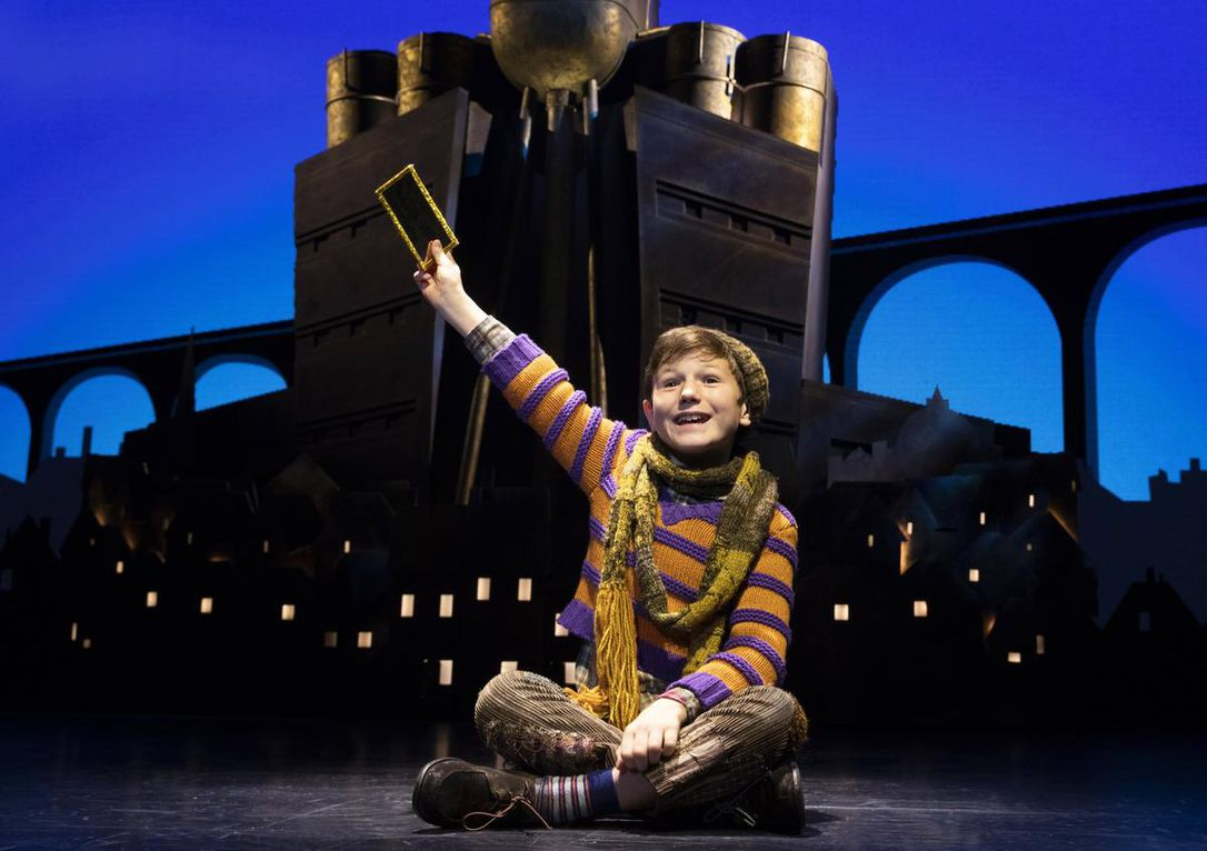 """Updated CHARLIE AND THE CHOCOLATE FACTORY Tour Schedule, """"Teenage Musical"""" Feature Film Casting Call, and more!"""