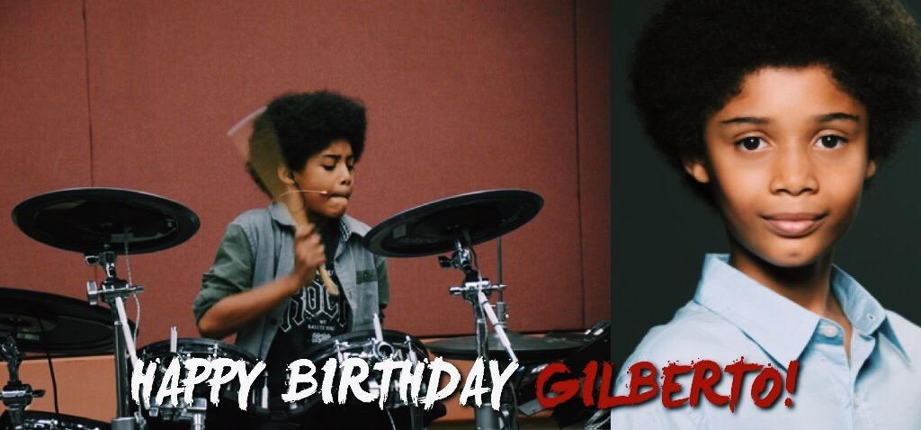 Gilberto Moretti-Hamilton Birthday