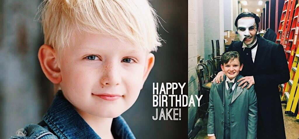 Jake Heston Miller Birthday