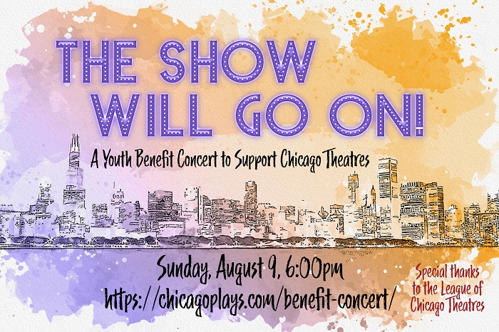 """Tour Alumni in """"The Show Will Go On!"""" Chicago Theatre Benefit Concert, Kyla Carter Starts New Podcast """"Kyla's Korner,"""" and more!"""